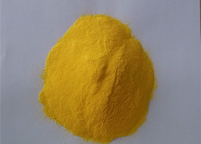 Industrial Poly Aluminium Chloride In Wastewater Treatment Yellow Color
