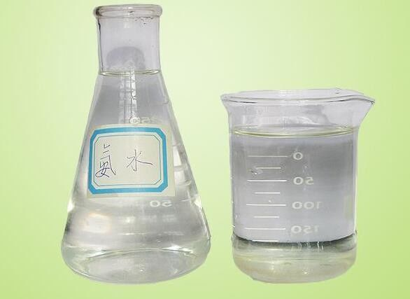 Sterilization PH Adjustment Ammonium Hydroxide Water In Latex